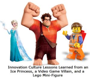 Disney Movie Innovation