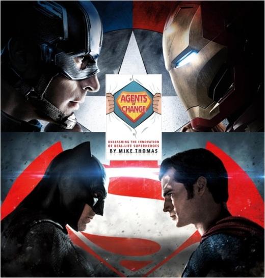 Superhero Civil War